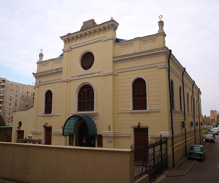 בית הכנסת הגדול של בוקרשט